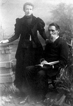 Dr. and Mrs. Merritt Kellogg