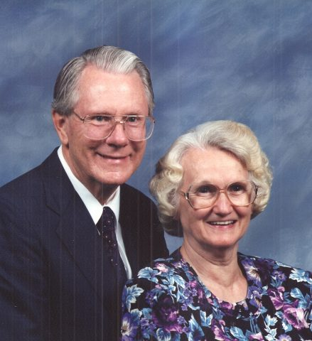 Dr. and Mrs. Erwin Gane